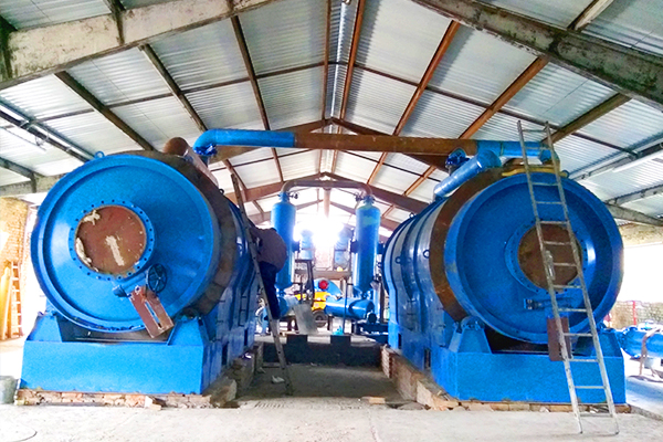 Why Pyrolysis Is A Good Way for Waste TireDisposal