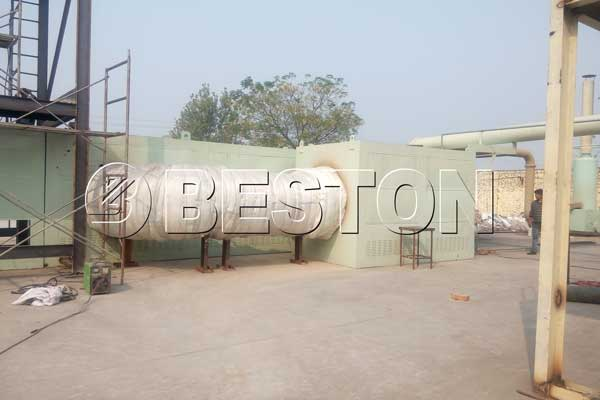 plastic to diesel plant for sale BLL-401