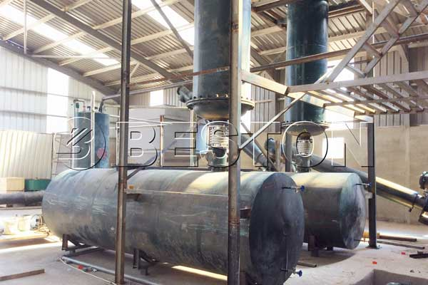 plastic pyrolysis recycling cost