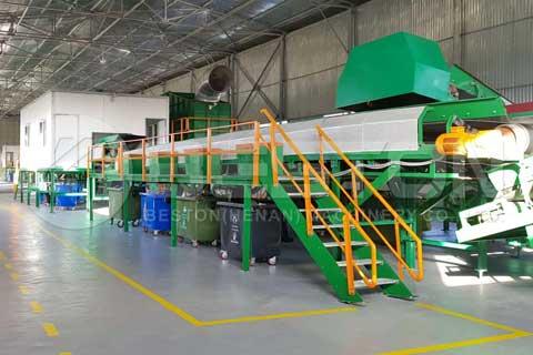 automatic waste segregator